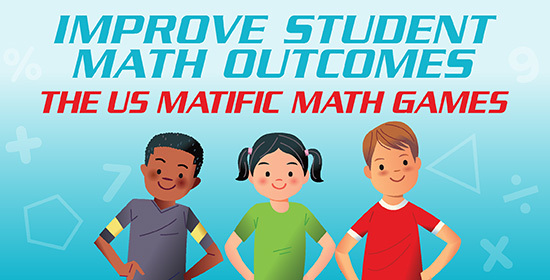 Register Now for the 2018 Matific Math Games!