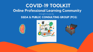 SSDA & PCG Launch Toolkit to Help You Transition From Classroom to Online